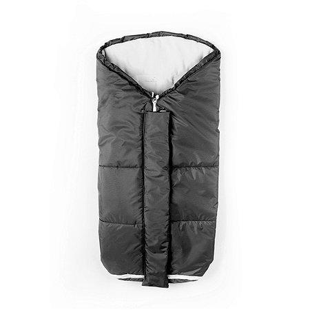 Конверт-одеяло Babyton ThermoFleece Черный