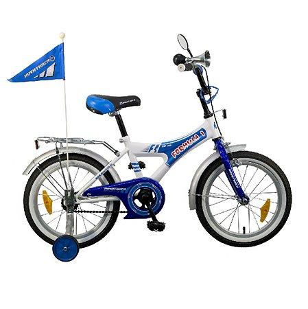 """Велосипед 2-х колесный Novatrack 16""""A Formula в ассортименте"""