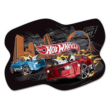 Коврик Hot Wheels для лепки