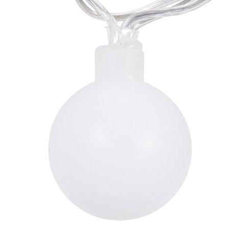 Электрогирлянда KOOPMAN 40 ламп шары
