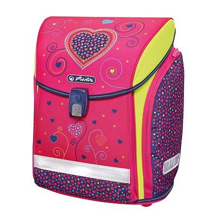 Ранец Herlitz Midi Pink Hearts 50013777