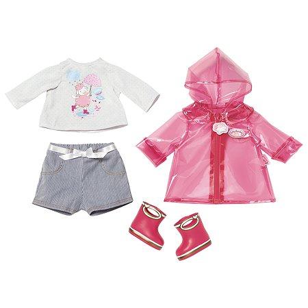 Одежда для куклы Zapf Creation Baby Annabell для дождливой погоды 700-808