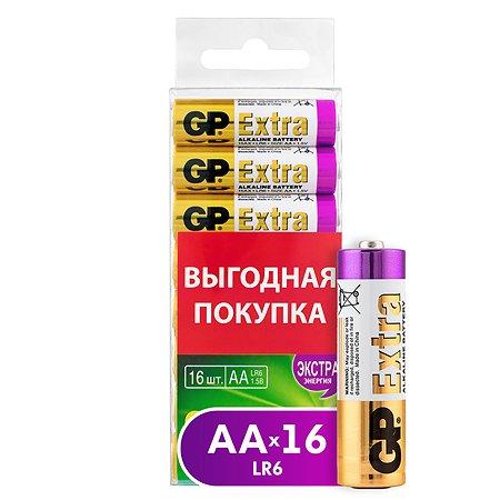 Батарейки GP 16шт 15AX-2CRB16