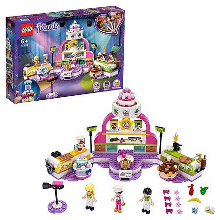 Конструктор LEGO Friends Соревнование кондитеров 41393