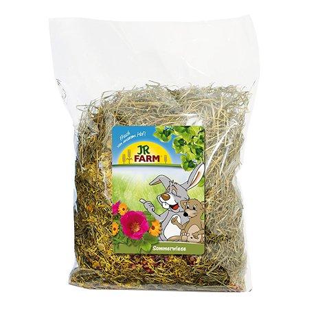Сено для грызунов JR Farm цветочный луг 500г