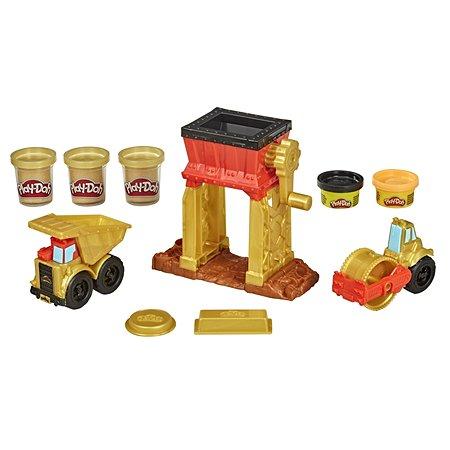 Набор игровой Play-Doh Золотооискатель E94365L0