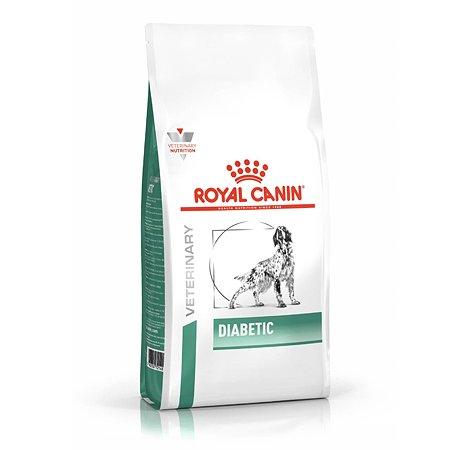 Корм для собак ROYAL CANIN Diabetic DS37 при сахарном диабете 12кг