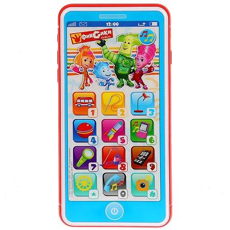 Игрушка УМка Телефон Фиксики 279364