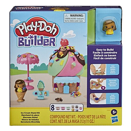 Набор игровой Play-Doh Кафе-мороженное E90405L0
