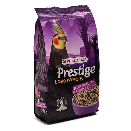 Корм для попугаев Versele-Laga Prestige Premium Australian Parakeet Loro Parque Mix средних 1кг
