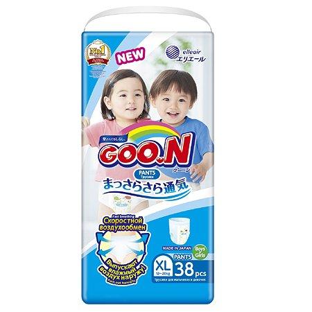 Подгузники-трусики Goon XL 12-20кг 38шт