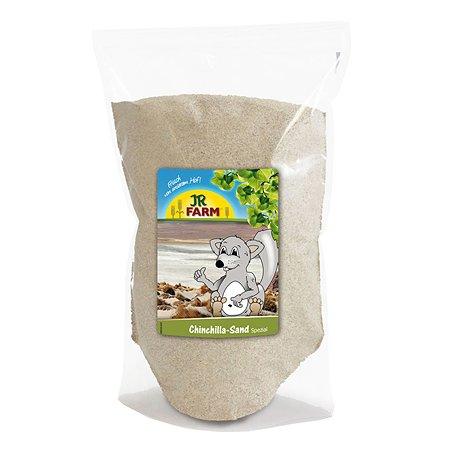 Песок для шиншилл JR Farm 1кг