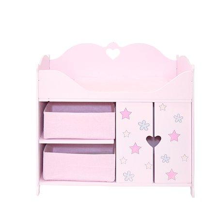 Кроватка-шкаф для кукол PAREMO Мимими мини Крошка Соня PRT120-02M