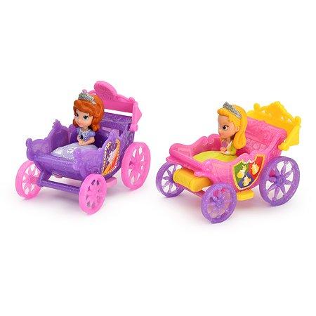Кукла Jakks Pacific Disney Принцесса в карете в ассортименте
