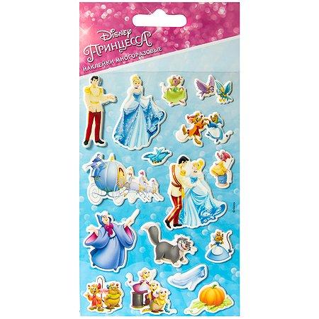 Наклейка декоративная Disney лицензионная 1 Золушка 1 95*186