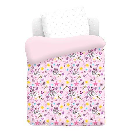 Комплект постельного белья TITINO Princess 4предмета 596761