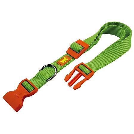 Ошейник для собак Ferplast Club C10/32 Colours Зеленый