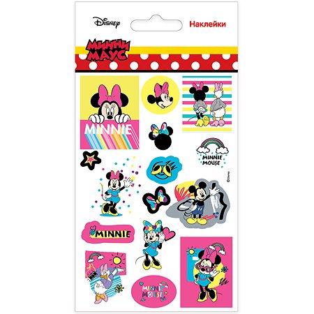 Наклейка декоративная Disney лицензионная Минни 3D 1 95*185