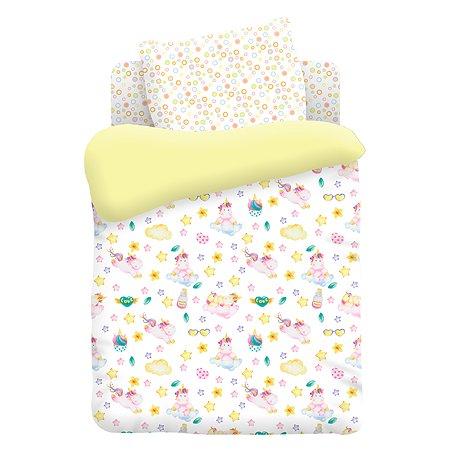 Комплект постельного белья TITINO Unicorns 6предметов 596763