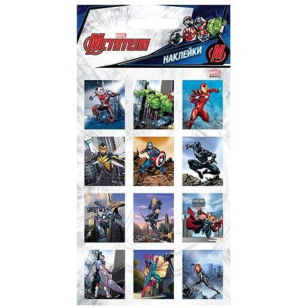 Наклейка декоративная Disney лицензионная Мстители 3D 1 95*185