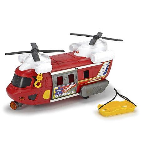 Вертолет Dickie спасательный двухвинтовой 3306009