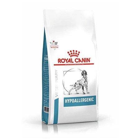 Корм для собак ROYAL CANIN Hypoallergenic DR21 с пищевой аллергией 2кг