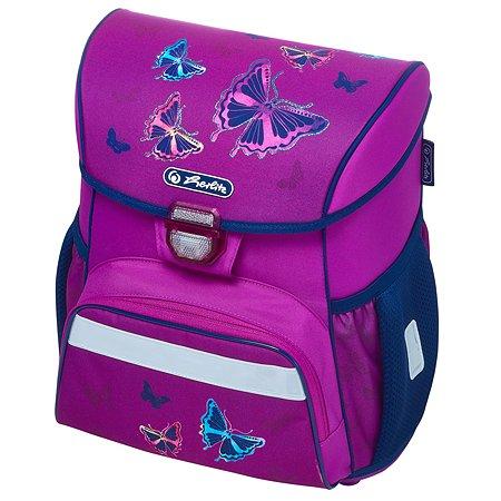 Ранец Herlitz Loop Glitter Butterfly 50020584