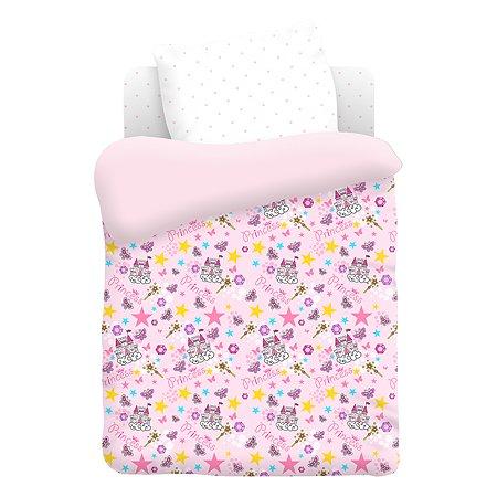 Комплект постельного белья TITINO Princess 6предметов 596764