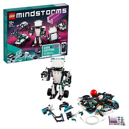 Конструктор LEGO MINDSTORMS EV3 Робот-изобретатель 51515