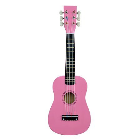 Гитара Kids Harmony Розовый MG2300