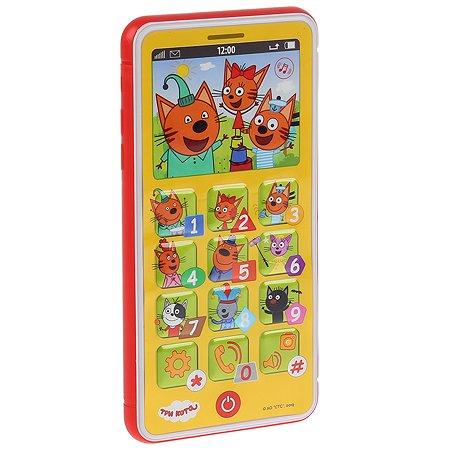 Игрушка УМка Телефон Три Кота 282564