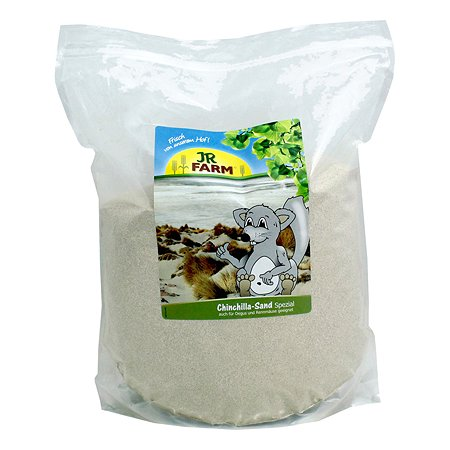 Песок для шиншилл JR Farm 4кг