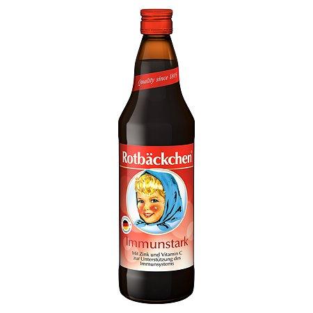 Сок Rotbackchen Immunstark мультифруктовый 700мл