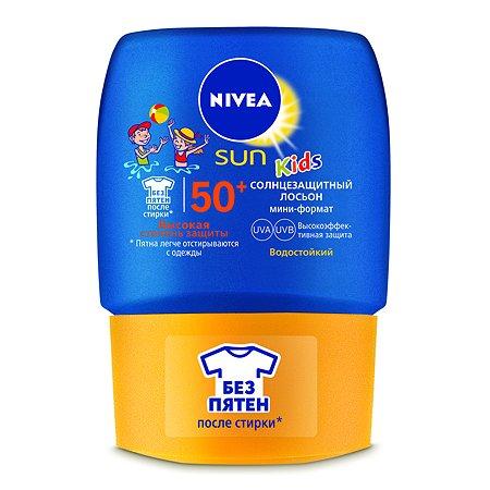 Лосьон Nivea Sun солнцезащитный детский СЗФ 50+