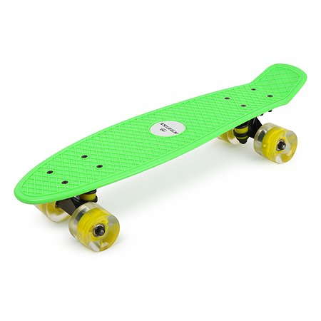 Скейтборд Kreiss Зеленый HF-SK001-1