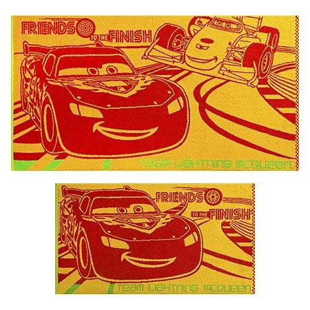 Комплект полотенец Cleanelly махровых  FormulaRacer