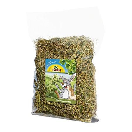Сено для грызунов JR Farm с добавлением крапивы 500г