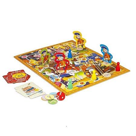 Дорожная игра Step Puzzle Скатертью дорожка! (76125)