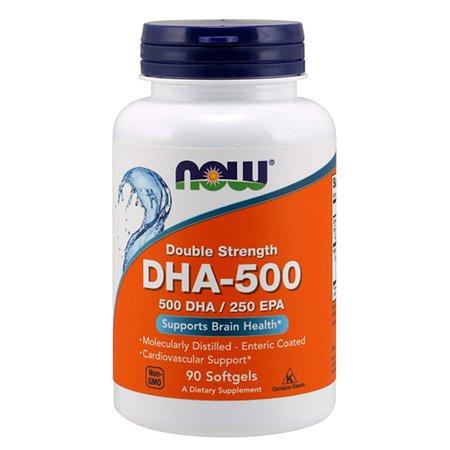 Биологически активная добавка Now ДГК - 500 1448мг 90капсул