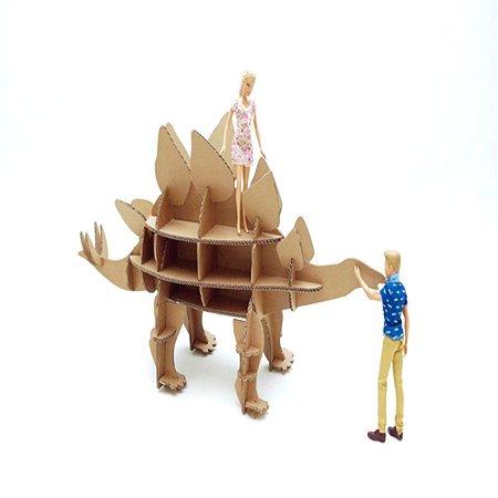 Набор  из картона Attivio Сборный крафтовый Стегозавр