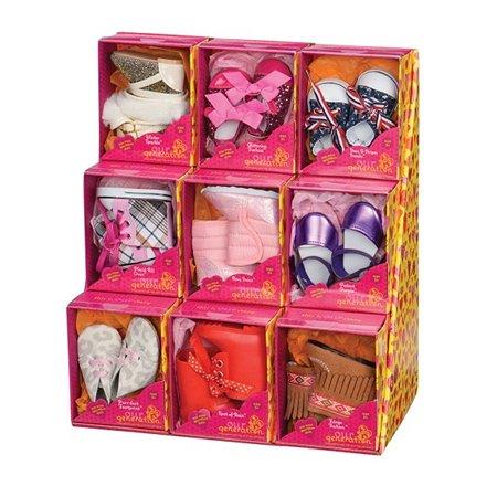 Туфли и сапожки Our Generation для куклы в ассортименте