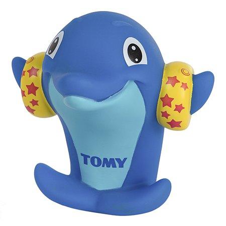 Игрушка для ванны Tomy Веселый дельфин