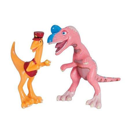 Динозавры Поезд динозавров Король Криолофозавр и X-Ray