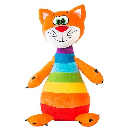 Котенок радужный Смолтойс 47 см