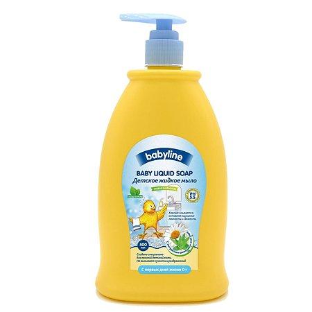 Жидкое мыло Babyline Nature 500мл