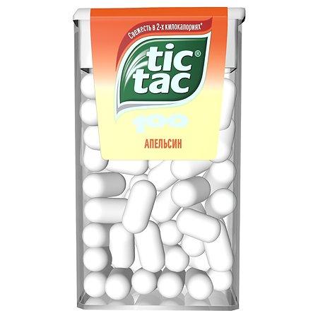 Драже Tic Tac Tic Tac апельсин 49г