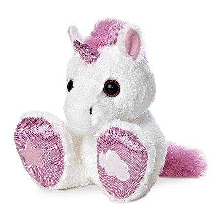 Мягкая игрушка Aurora Единорог(30637W)