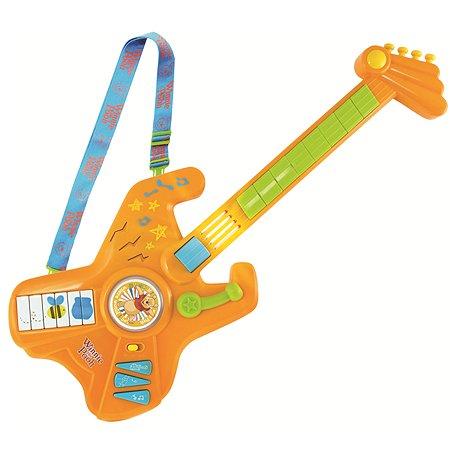 Гитара Disney Винни Пух - звезда рок-р-ролла