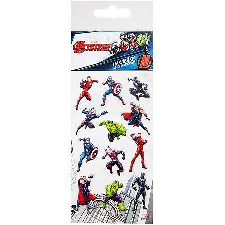 Наклейка декоративная Disney лицензионная 2 Марвел Мстители 1 70*160
