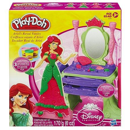 Набор пластилина Play-Doh Ариэль